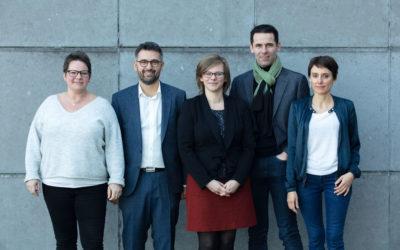 Elections 2019 : Rencontrez les têtes de liste pour la Région Charleroi Métropole et pour le Hainaut !
